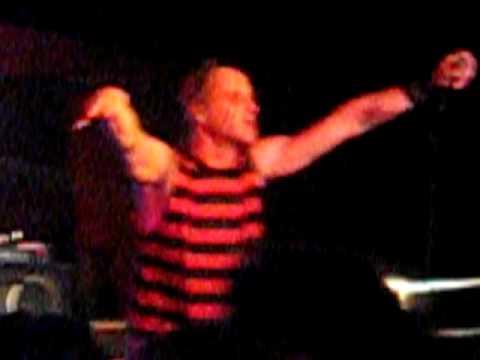 Marky Ramone ft Michael Graves - Pet Semetary Live 27-11-08 @ padova