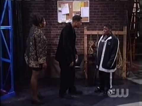 Missy Elliott & Nicole Wray on the Wayans Bros. Show