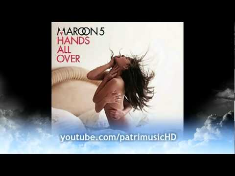 Maroon 5 - Never Gonna Leave This Bed (Hands All Over) Lyrics HD