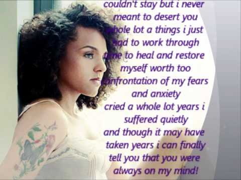 Lose Myself- Marsha Ambrosius [With Lyrics]