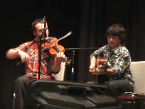Irish Fiddle & Guitar (Beare Island, Maudabawn Chapel & The Nine Points of Roguery)