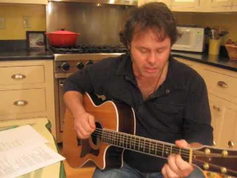 Martin Sexton Vlog - Episode 8 - New Song Boom Sh-Boom