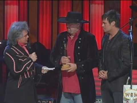 Montgomery Gentry`s Opry Member Induction