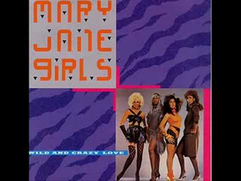Mary Jane Girls - Wild and Crazy Love