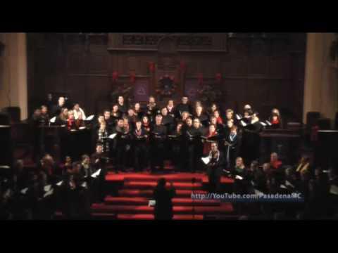 Adam Lay Ybounden - Pasadena Master Chorale (Boris Ord)