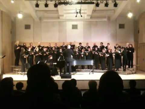 "Metropolitan Master Chorale ""Angel Breathing Out"""