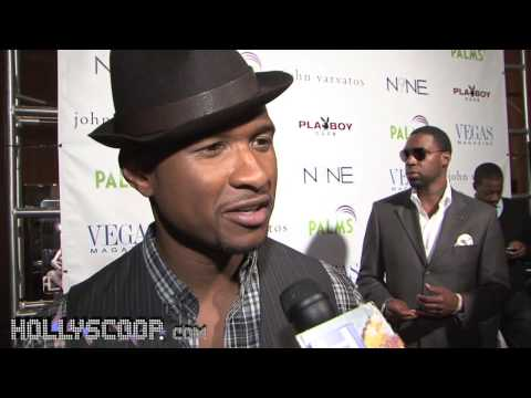 Usher talks new album, Michael Jackson and more