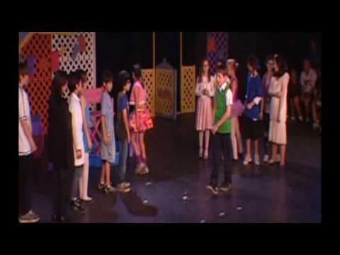 "Matthew Wechsler Singing ""Dear Edwina"" 11 years old"