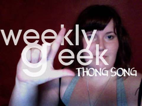 "Weekly Gleek: ""Thong Song"" (Sisqo Cover)"