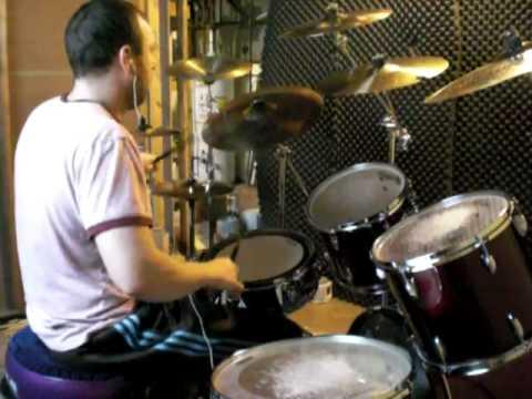 born to run drum cover floydkatz max weinberg crazy bitch part 2