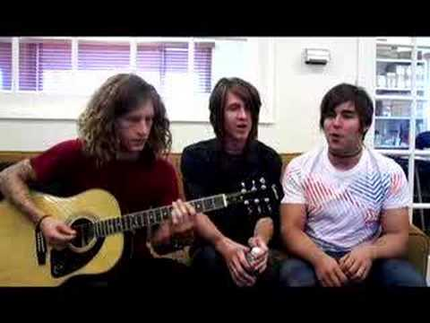 Three Cheers For Five Years - Acoustic