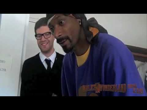 SNOOP DOGG MEETS MAYER HAWTHORNE