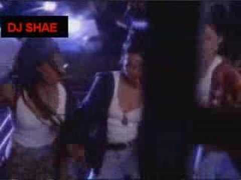 Jade E40 Rhianna MC Lyte Don`t walk away DJ SHAE 2007 medley