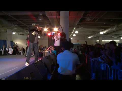 Talib Kweli - Move Somethin` - College Fest 2009