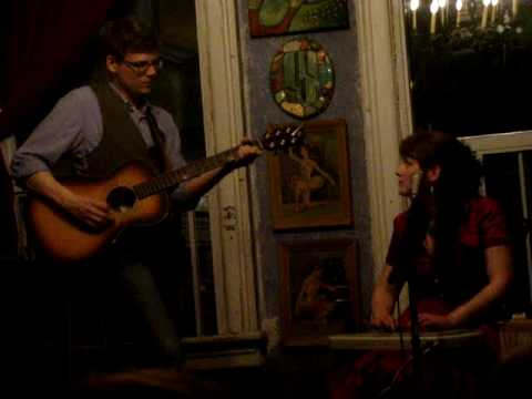 Meaghan Smith - 5 More Minutes (Live @ Peach Berserk Living Room, Toronto, Canada. 4/17/10)