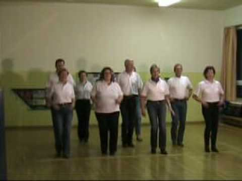 Line Dance Big Hearted Woman White Creek Frogs Gro�gmain