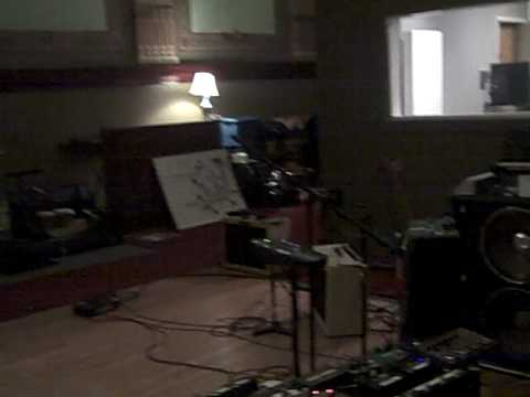 Mean Creek @ Studio Days 7 & 8 Part 1