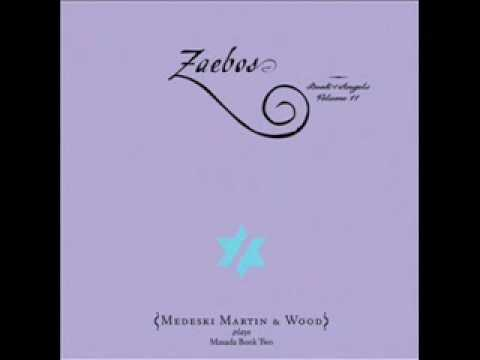 Medeski Martin and wood - Asaliah - Zaebos: Book of Angels Volume 11