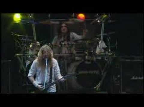 Megadeth - Symphony of Destruction - Argentina DVD