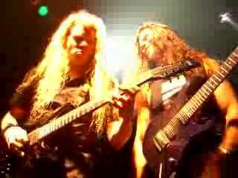 Nevermore: Chris Broderick & Jeff Loomis Guitar Solo Duel