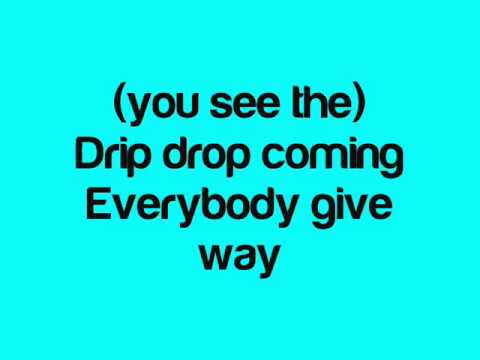 Tinchy Stryder Ft Melanie Fiona - Let It Rain Lyrics