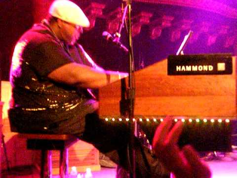 Melvin Seals and JGB - Merls Boogie - 1-24-2009
