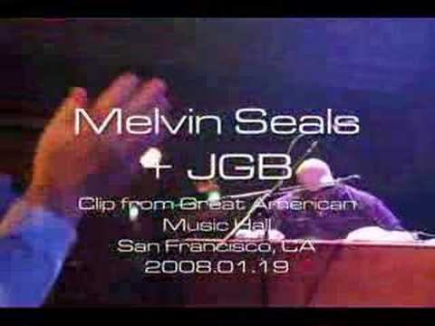 Melvin Seals Jammin` Out at the Great American Music Hall