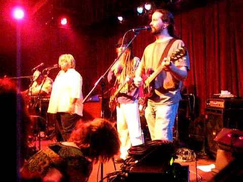 Melvin Seals and JGB - Strugglin Man - HopMonk Tavern - 1.16.10