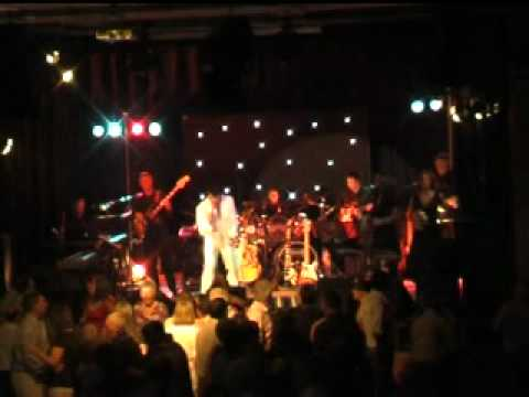 Mike Shelby & Rhythm Express, Memories of Elvis Show - Sleaford Live 2010.mpg