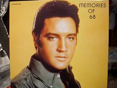 Memories of 68 - Elvis sings If I Can Dream (Take 8.06) - June 28.1968