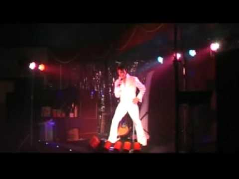 Mike Shelby - Memories of Elvis Tribute Show