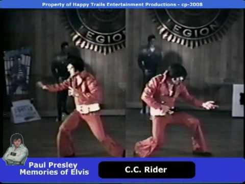 My Way - by Paul Presley -- My Memories of Elvis