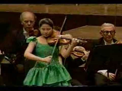 Sarah Chang: Mendelssohn Violin Concerto Mvt.2