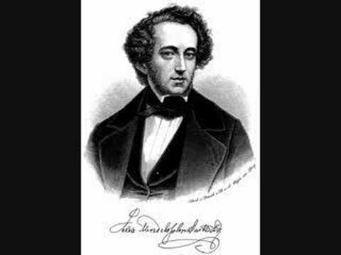 Songs Without Words Op19 1 Felix Mendelssohn