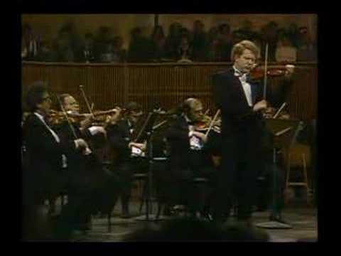 Shlomo Mintz Mendelssohn violin concerto in E Minor 1st m`t