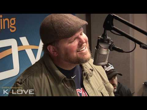 "K-LOVE - MercyMe ""All Of Creation"" LIVE"