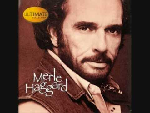 Merle haggard ~ Tonight the bottle let me down