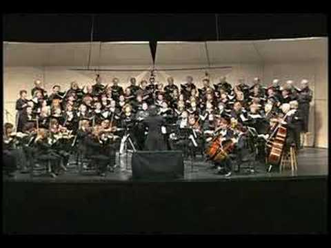 Handel`s Messiah And the Glory of the Lord