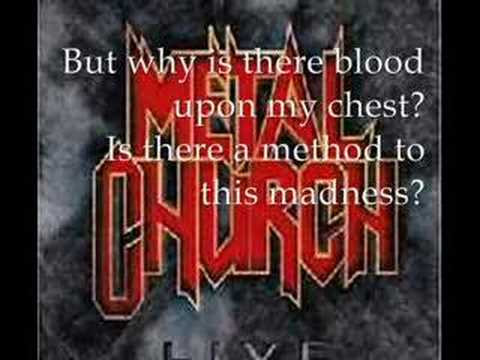 Metal Church - The Dark - Method To Your Madness