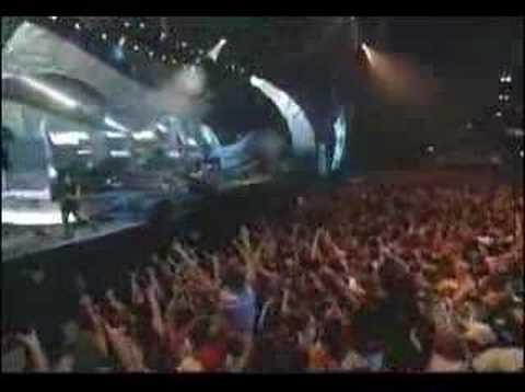 METALLICA - Enter sandman live