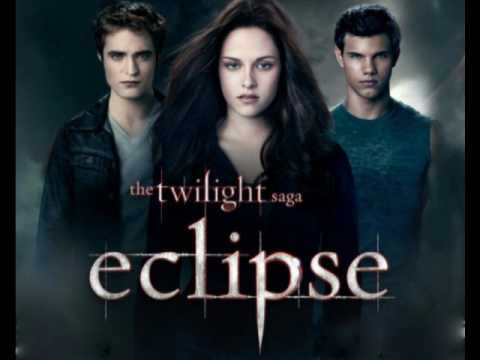 Eclipse Official Soundtrack List (Release Date Jun 08)