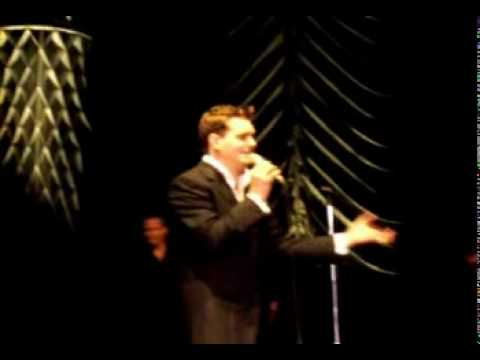 Michael Buble does Michael Jackson