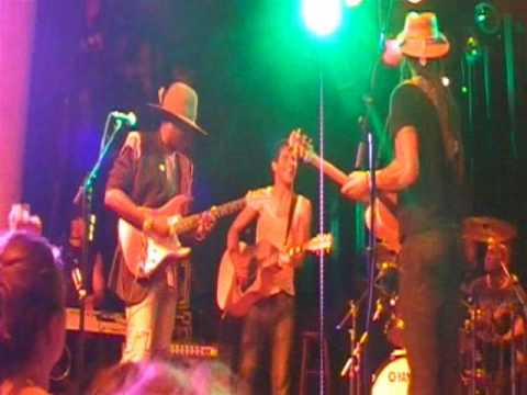 Say Hey (I Love You) by Michael Franti & Spearhead @ The Mezzanine, SF