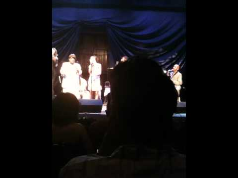 Karan Chavis, Willie Nicholson, Pamela Hart, Women in Jazz Concert, 8.15.2010