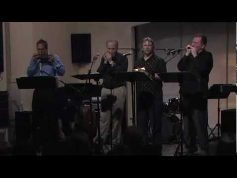 San Francisco Harmonica Ensemble - Jazz Harmonica Summit