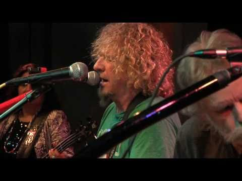 "Sammy Hagar & Wabos w/ Bob Weir & Mickey Hart - ""Santa`s Going South for Christmas"""