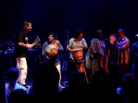 Planet Drum at the Avalon