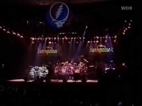 The Grateful Dead - Deal (Rockpalast, 1981)