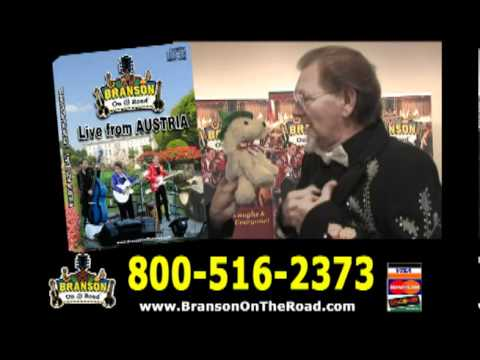 Branson On The Road - Flat Top Pickin` & Singin` TV Commercial
