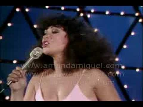Amanda Miguel - As� no te amar� jam�s